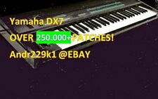 Yamaha DX-7 DX7 - Patches - Over 250.000+ Patches & Bonus - INSTANT D0WNL0AD