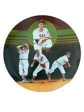 Bob Feller Sports Impressions 1988 Gold Edition Collectors Plate 372/1000 MLB