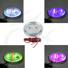 3D LED Badge Light Emblem Light With Smiling Contenance For All Motrcycle Honda
