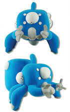 Ghost in the Shell 8'' Blue Tachikoma Plush Licensed NEW