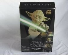 STAR WARS LEGENDARY YODA SPIN MASTER NEW IN BOX 115 PHRASES TRAIN TO BE A JEDI