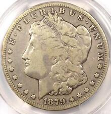 1879-CC Morgan Silver Dollar $1 - PCGS VG10 - Rare Certified Carson City Coin