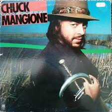 CHUCK MANGIONE main squeeze VINYL LP