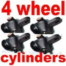 Four front wheel cylinders 1946-1955 Dodge Plymouth DeSoto -brand new stock!!