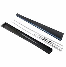 Left and Right  2 Body Side Running Board Kit Set for Volkswagen Beetle VW Super