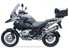 SILENCIEUX IXIL HEXOVAL INOX BMW R1200 GS ADVENTURE 2006 / 2007 / 2008 / 2009