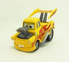 Mattel Disney Pixar Cars 2 Funny Car Mater Metal Toy Car 1:55