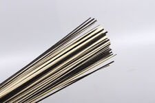 50 Strip LUTHIER PURFLING BINDING MARQUETRY INLAY  840x1x1.5mm White+Black #159