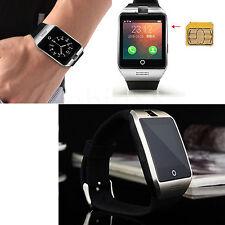 Handsfree Call Bluetooth Smart Wrist Watch For Android Blackberry Meizu MX4 Pro