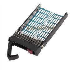 "2.5"" for HP Proliant SATA SAS HDD Hard Drive Tray Caddy 378343-002 G5 G6 G4 G7"