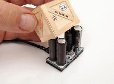 SL-6102104 Mini Gold Cap Power Buffer 2.5F 10.7V UPS for analog train LED ligts