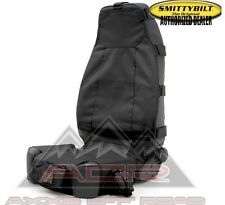 Smittybilt G.E.A.R. Front Seat Cover Black 5661001 Fits Jeep Wrangler