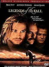 Legends of the Fall (DVD, 1997) RARE BRAD PITT ORIGINAL RELEASE BRAND NEW
