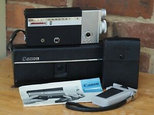 Vintage Canon Cine Canonet 8 - Cine Camera - Excellent Condition - Fully Working