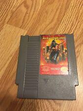 Ninja Gaiden for Nintendo Classic NES Tecmo Good Condition Rare!