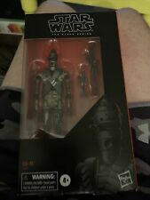 """Hasbro E7207 Star Wars The Black Series IG-11 6"""" Droid Action Figure Exclusive"""