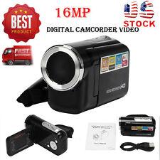Full HD 720P 1.5'' TFT Digital Video Camera Camcorder DV 16MP 8X LCD