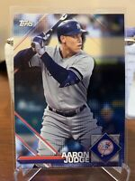2020 Topps Opening Day Sticker Collection Preview Aaron Judge #SP-6 NY YANKEES