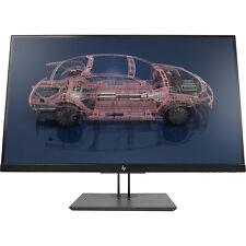 "Hewlett Packard Z27n G2 27"" QHD (2560x1440) IPS LED Narrow Bezel Display, Silver"