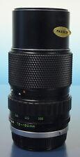 Olympus OM Zuiko 4/75-150mm Objectif Lens Objectif Auto-Zoom - (40556)