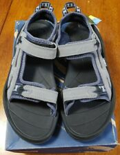 Mens TEVA Spoiler 3 GREY Sandals Size US 12 New In Box