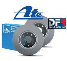 422147  ATE Coppia dischi freno ABARTH 500C (312) 1.4 140 hp 103 kW 1368 cc 09.