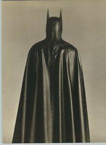 1988 1992 Michael Keaton Batman II Large Art Photo Photogravure Herb Ritts 16X20