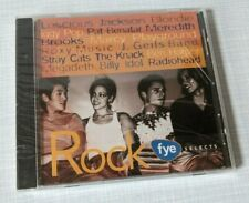 Fye Selects Vol. 1 Rock Cd Brand New & Sealed