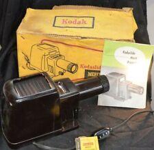 Kodak Kodaslide Merit Projector Slide Koda-Slide Tested Working w/ Box Vintage