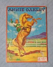 Gail Davis ANNIE OAKLEY TV SERIES Puzzle