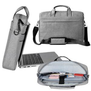 "15.6"" Laptop Shoulder Bag Cover Case For HP Dell Computer Notebook PC MacBook"