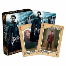 NEW Harry Potter * Goblet of Fire Playing Cards * Movie Magic Sealed NIP
