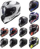 LS2 FF327 Challenger Full Face Road Crash Motorcycle Bike Priumum Helmet