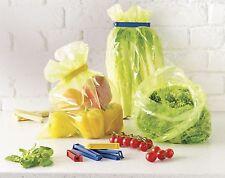 Set 20 Food Fresh Bags Keep Fruit Vegetables Fresher Longer Kitchen Storage Aid