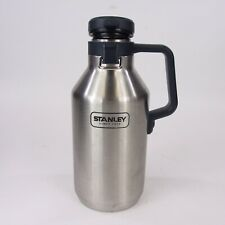 Stainless Steel Beer Growler, 64oz by STANLEY Very Clean Condition