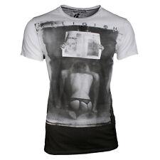 RELIGION Clothing Herren T-Shirt REL PAPER Shirt Tee
