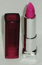 1 Maybelline Color Sensational Lip Stick Lip Color FUCHSIA FEVER #140