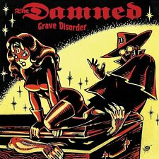 The Damned GRAVE DISORDER Nitro Records NEW SEALED VINYL RECORD LP