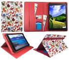 Universal Wallet Case Cover for Medion LifeTab E10501 / P10505 10.1 Inch Tablet