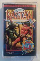 RASTAN - HIT SQUAD 18 - Commodore 64 (C64, C128) - TESTED See pics