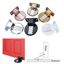 Invisible  Anti-Collision Holder Door Stopper Floor Mounted Stop Catch Magnetic