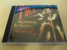 Jethro Tull - Nothing is easy - Live at the Isle of Wight 1970 / CD