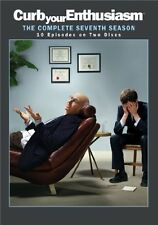 NEW - Curb Your Enthusiasm Season 7 (HBO) [DVD] 5051892014267