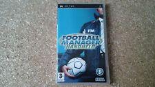 Football Manager 2006 (Sony PSP, 2006)