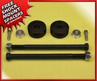 Fits 05-20 Toyota Tacoma 4x4 4WD Billet Aluminum Differential Drop Kit Diff Drop