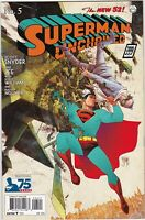 Superman Unchained (2013 DC) #5 Manapul 1930s Variant NM 1:100