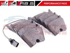 FOR AUDI RS5 8T3 8F7 FRONT PREMIUM QUALITY PLATINUM BRAKE PADS SET 8T0698151B