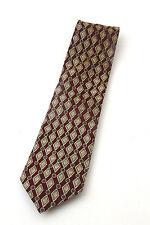 """Debenhams Pure silk Tie  Classic (57"""" 60"""") Multi   3.5""""  New"""