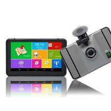 "8GB 7"" HD 1080P Android Car DVR GPS Nav Dash Cam Camera Wifi Navigation Maps"