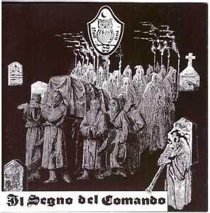 IL SEGNO DEL COMANDO s/t CD Italian Prog Rock – on Black Widow